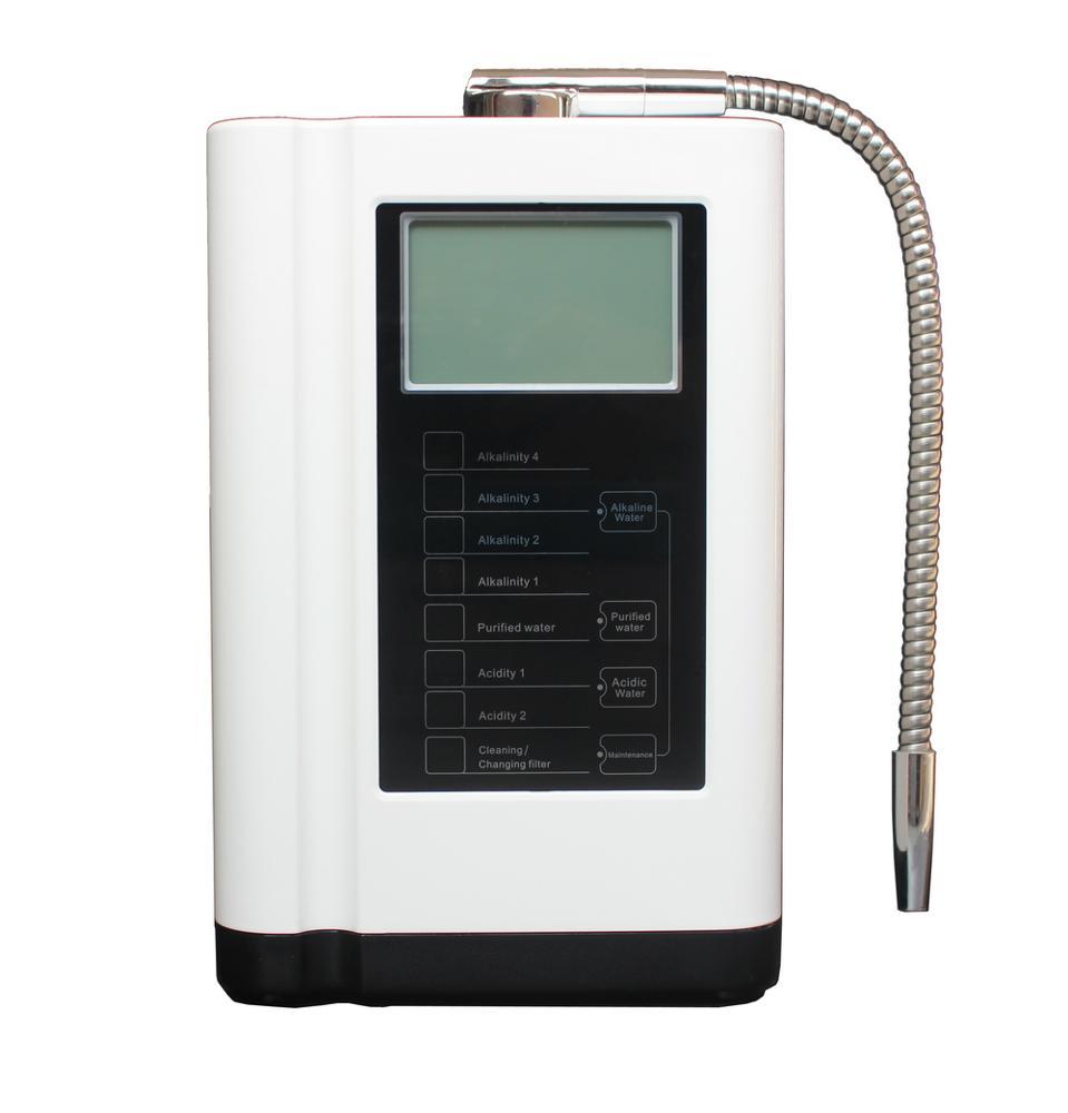 Совершенно новый коммерческий ионизатор щелочной и кислотной воды с 5 пластинами