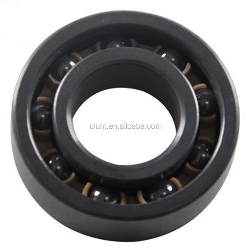 high quality Si3N4 ball full ceramic bearing 6205