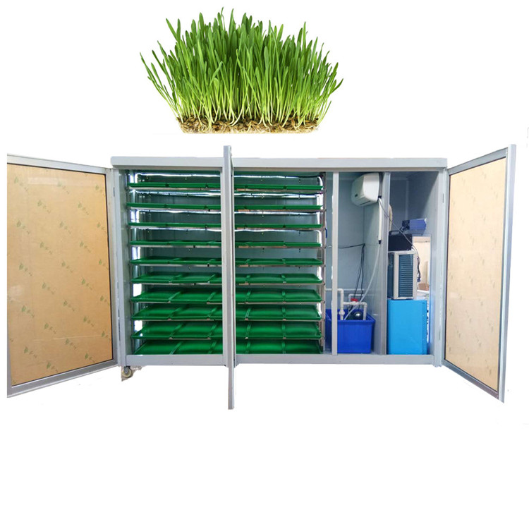 Commercial grow tray hydroponics systems for sale