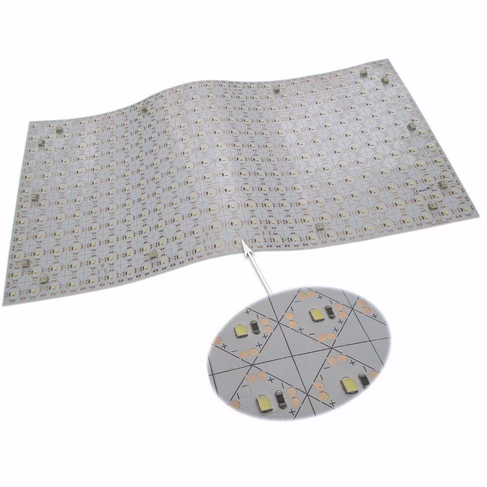 Lumi Sheet Flex - Lightweight, 1mm Flexible LED light panel