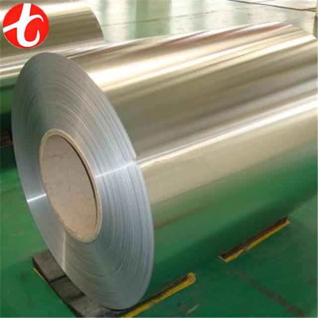 Алюминиевая катушка с резиновым покрытием Coil A papel 6063/рулон алюминиевого листа