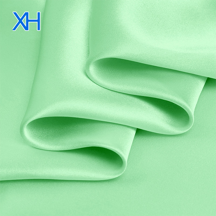Hot Sale Sand Wash Satin 100% Pure Silk Charmeuse Fabric Wholesale with Low Price byXinhe Textiles