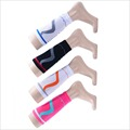 1 Pair Stabilize Shins Muscles Running shin guard Energy Compression football leg calf breathable Soccer basketball