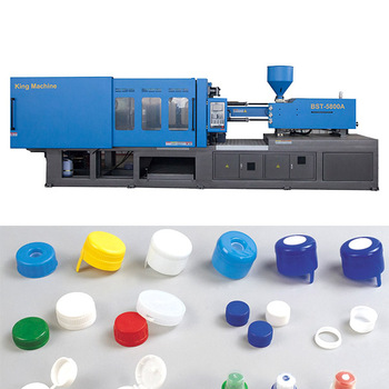 Turnkey PP / PET / PE cap production line