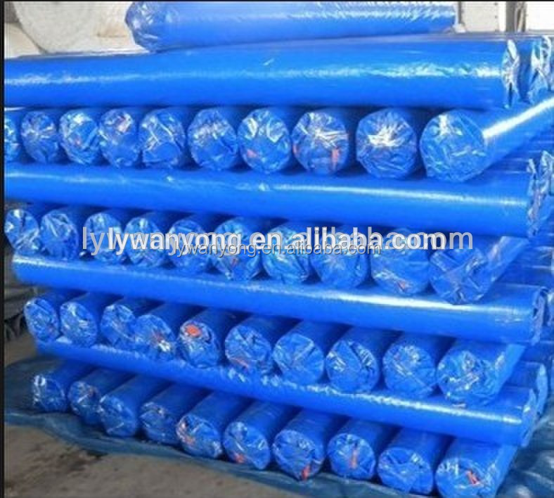 UV resistance durable PE Tarpaulin Ready-made tarpaulin
