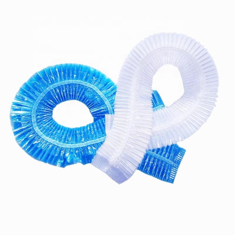 Пластиковый педикюрный одноразовый спа-вкладыш для ног iBelieve