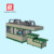 Paper pulp lunch box making machine / automatic tableware production line / disposable dishware production line