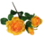 19inch artificial rose arrangements realistic rose for flower vase decoration