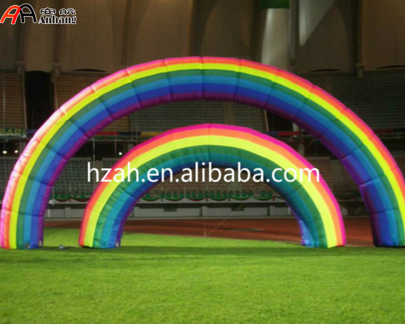 Inflatable Rainbow Arch Inflatable Archway Inflatable Model 326 inch