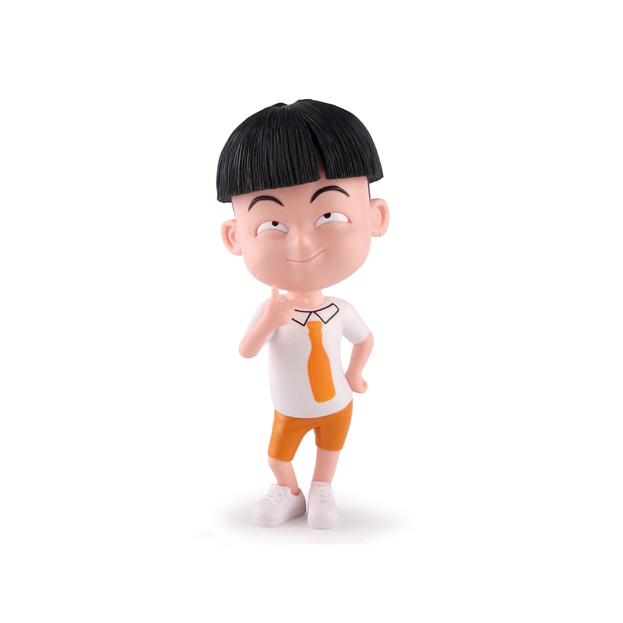 Индивидуальный дизайн, маленькая фигурка человека, пластиковая экшн-фигурка