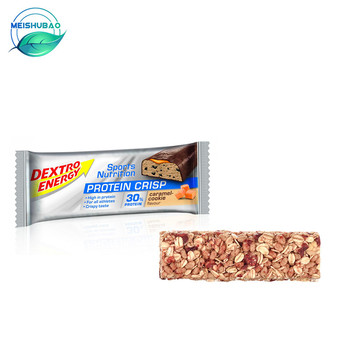 New product nutrition protein bar food energy bar recover powerful life