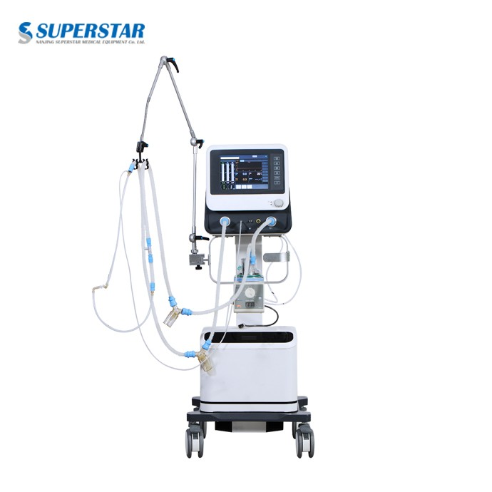 Portable medical High Frequency Ventilator for infant - KingCare   KingCare.net