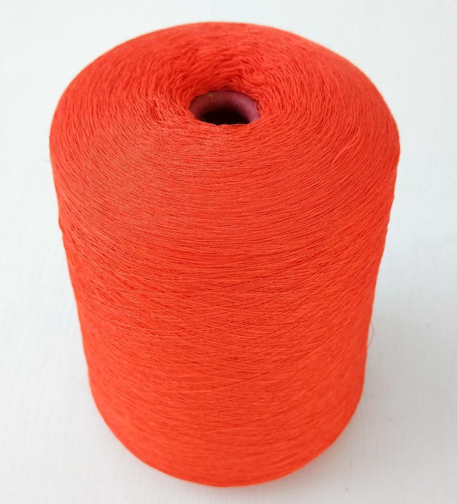 100% viscose 28s poplin yarn dyed With Long-term Service
