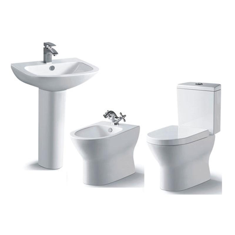 Sanitary Ware Washroom Ceramic Set Bathroom Sets Toilet Buy Bathroom Sets Toilet Toilet And Basin Bathroom Sets Toilet And Basin Product On Alibaba Com