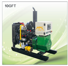 Generator Small Biomass Generator 15kW Small Biomass Power/wood Chips Generator