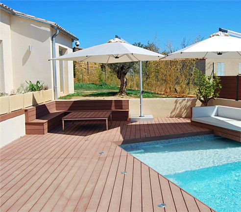 Wood Plastic Composite Swimming Pool Decking Wpc Swimming Pool Cover Buy Zwembad Cover Zwembad Decking Wpc Zwembad Decking Product On Alibaba Com