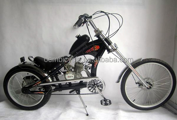 Wholesale 24inch 2 stroke disc brake 80cc Bicicleta ...