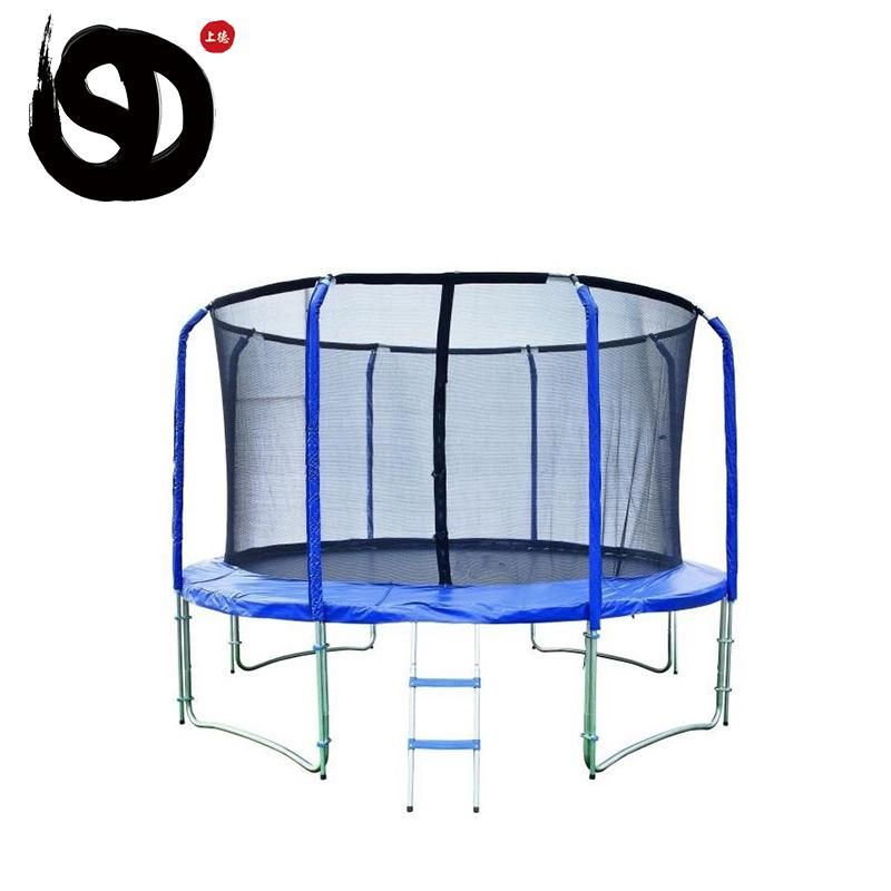 Sundow Customized Color Mini Outdoor Cheap Kids Round Trampoline For Sale