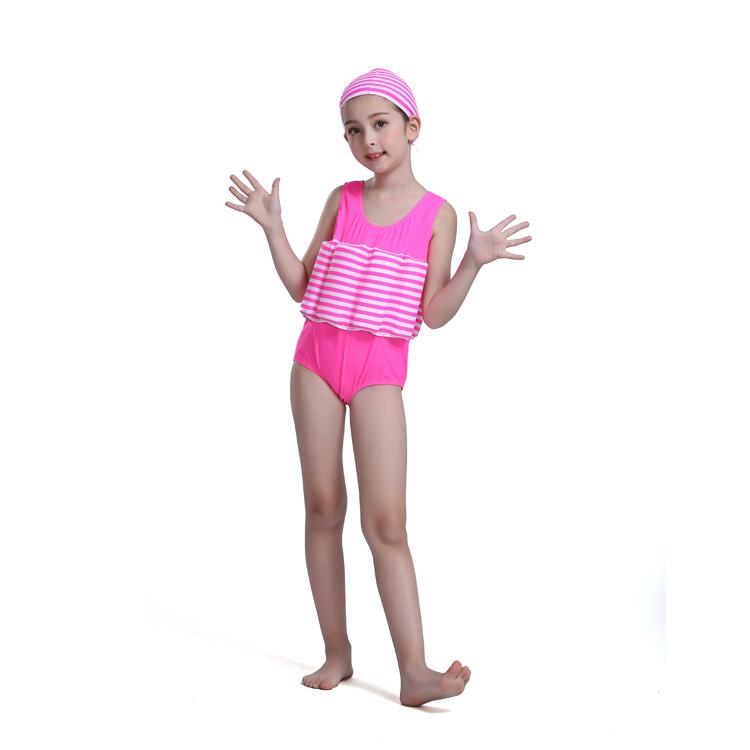 LifeStyleMall Kinder Neoprenanz/üge Niedliche Motive Baby Badeanzug Warm in Einem