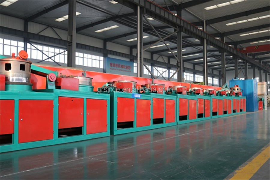 Process of Manufacturing Welding Electrode Plant and Machinery