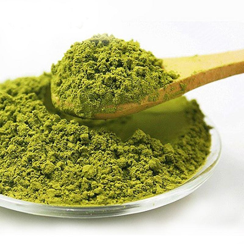 Натуральный высококачественный органический порошок зеленого чая маття
