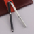 2 in 1 companies email address printed gel ink pen with stylus pen