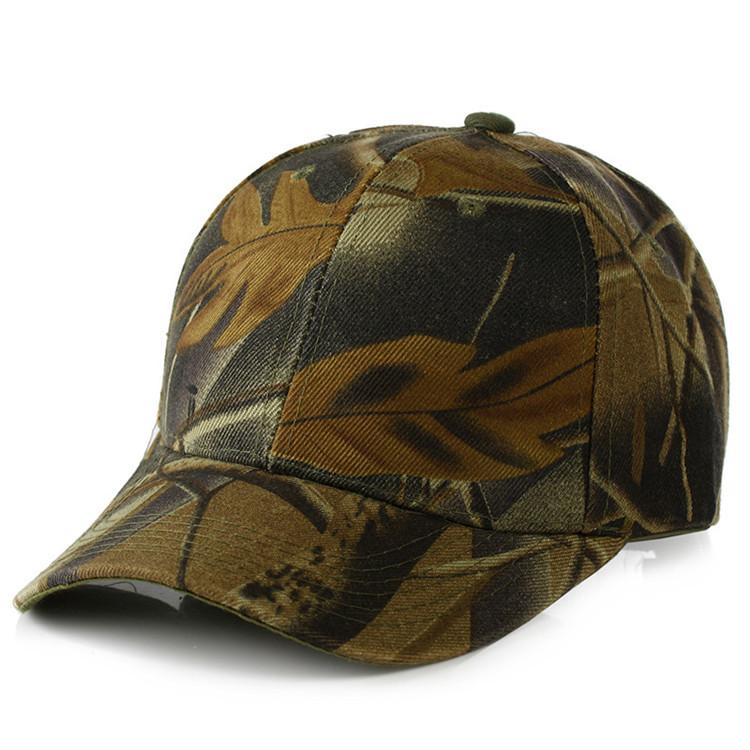 Промоакционная дешевая 6 панельная традиционная однотонная дикой природы армия камуфляж охотничья шляпа