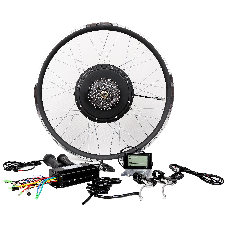High speed 3000watts electric motor hub/3kw hub motor/48v 3000w brushless electric motor engine parts /kit