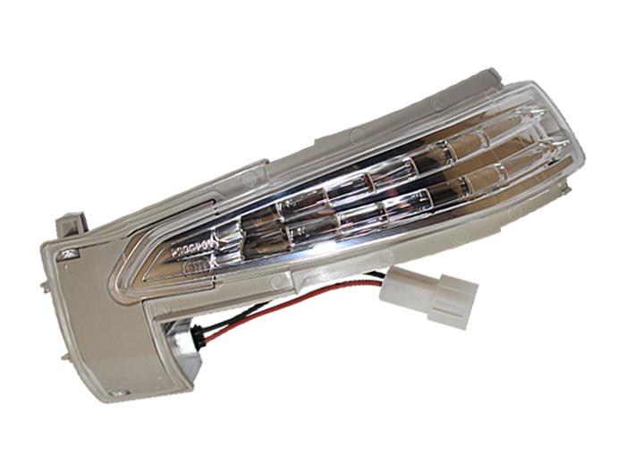 livraison gratuite new oem r troviseur clignotant led c t lumineux de la lampe pour peugeot 308. Black Bedroom Furniture Sets. Home Design Ideas