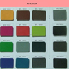 Customized Metal Color