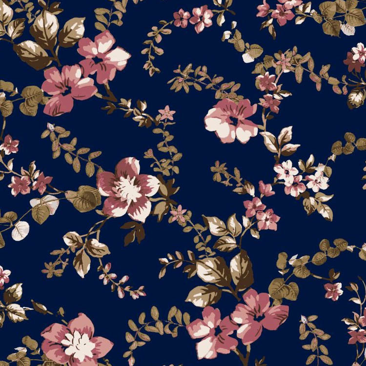 Wholesale Good Stretch Soft hand feel Digital Printing Lenzing Modal Cotton Spandex Knit Single Jersey Fabric