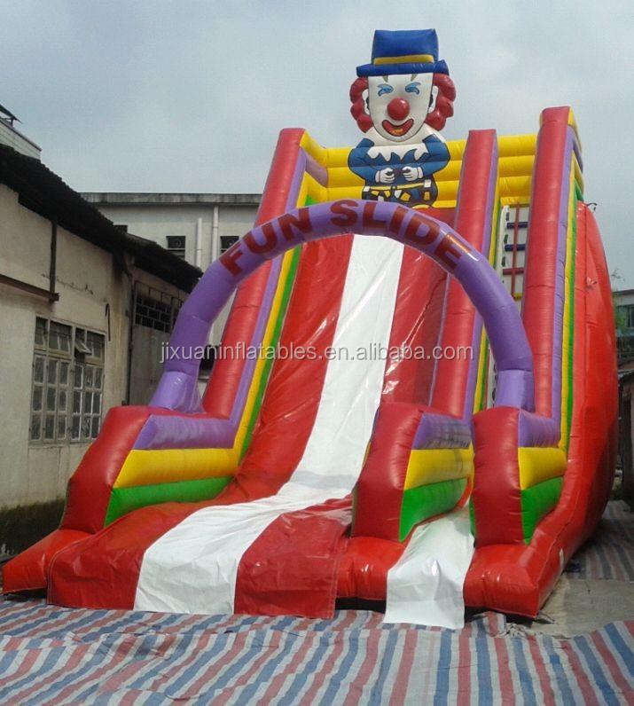 Inflatable Longest Slide: Inflatable Long Water Slide/kids Indoor Slide