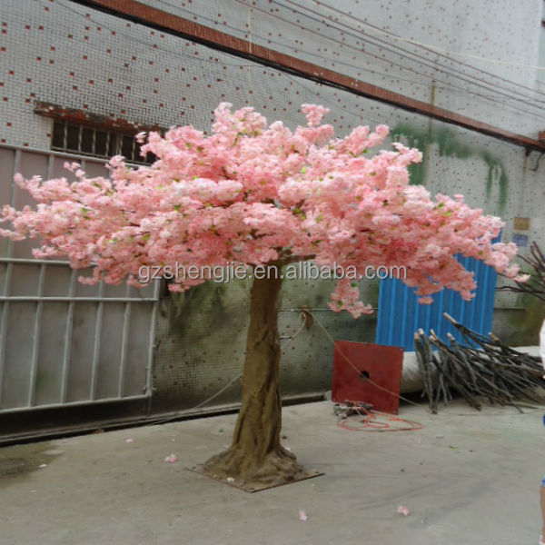 Imitation Tree Artificial Cherry Blossom Tree Double Color White Cherry And Pink Sakura Buy White Cherry And Pink Sakura Artificial Cherry Blossom Tree Double Color Sakura Product On Alibaba Com