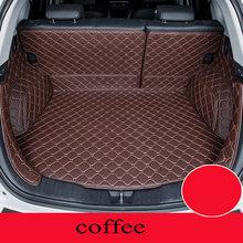 Автомобильный коврик для Subaru на заказ, все модели forester legacy tribeca outback, автомобильные аксессуары, настраиваемый карго лайнер(Китай)