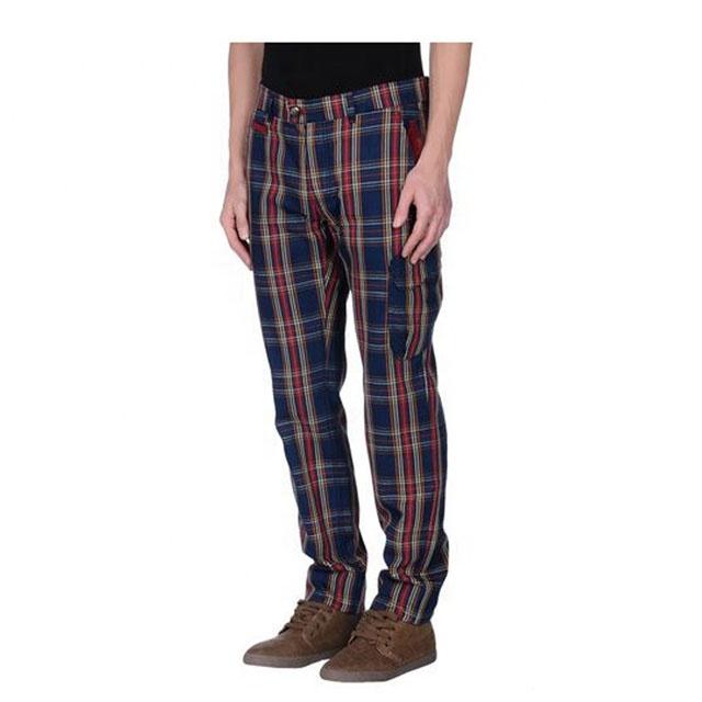 La Costumbre De Los Hombres Slim Fit Rojo Mens Pantalones A Cuadros Ultimo 2020 Pantalones De Moda Al Por Mayor Buy Hombre Pantalones A Cuadros 2020 De Moda Pantalones Hombre Pantalones