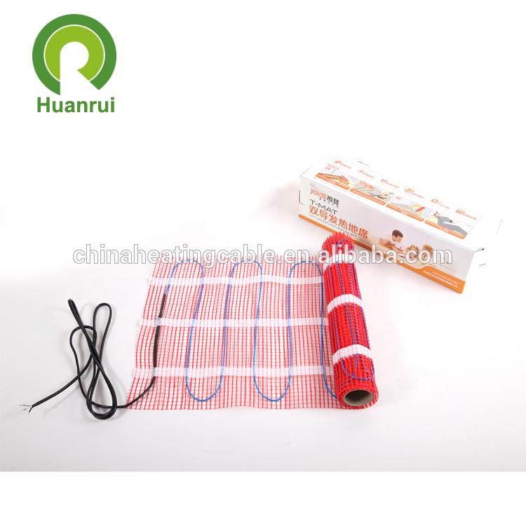 indoor floor warming in-screed heating mat