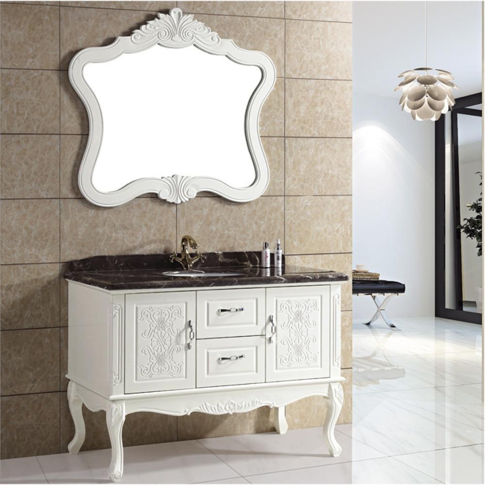Hot Sale European Style Antique Luxury Bathroom Cabinet   Buy ...
