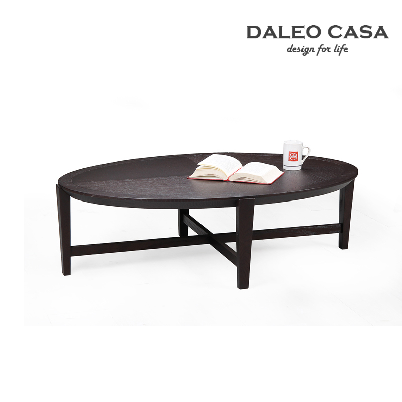 Daryl Home Imported Red Oak Coffee Table Coffee Table Tea