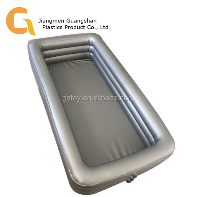 High quality nursing inflatable folding medical bed for adult
