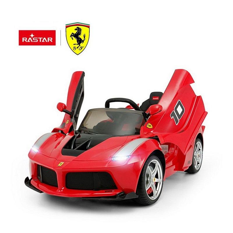Rastar Ferrari Kids Electric Car Ride On Car 12v Buy Kids Cars To Drive 4x4 Ride On Car Ride On Car Children Product On Alibaba Com