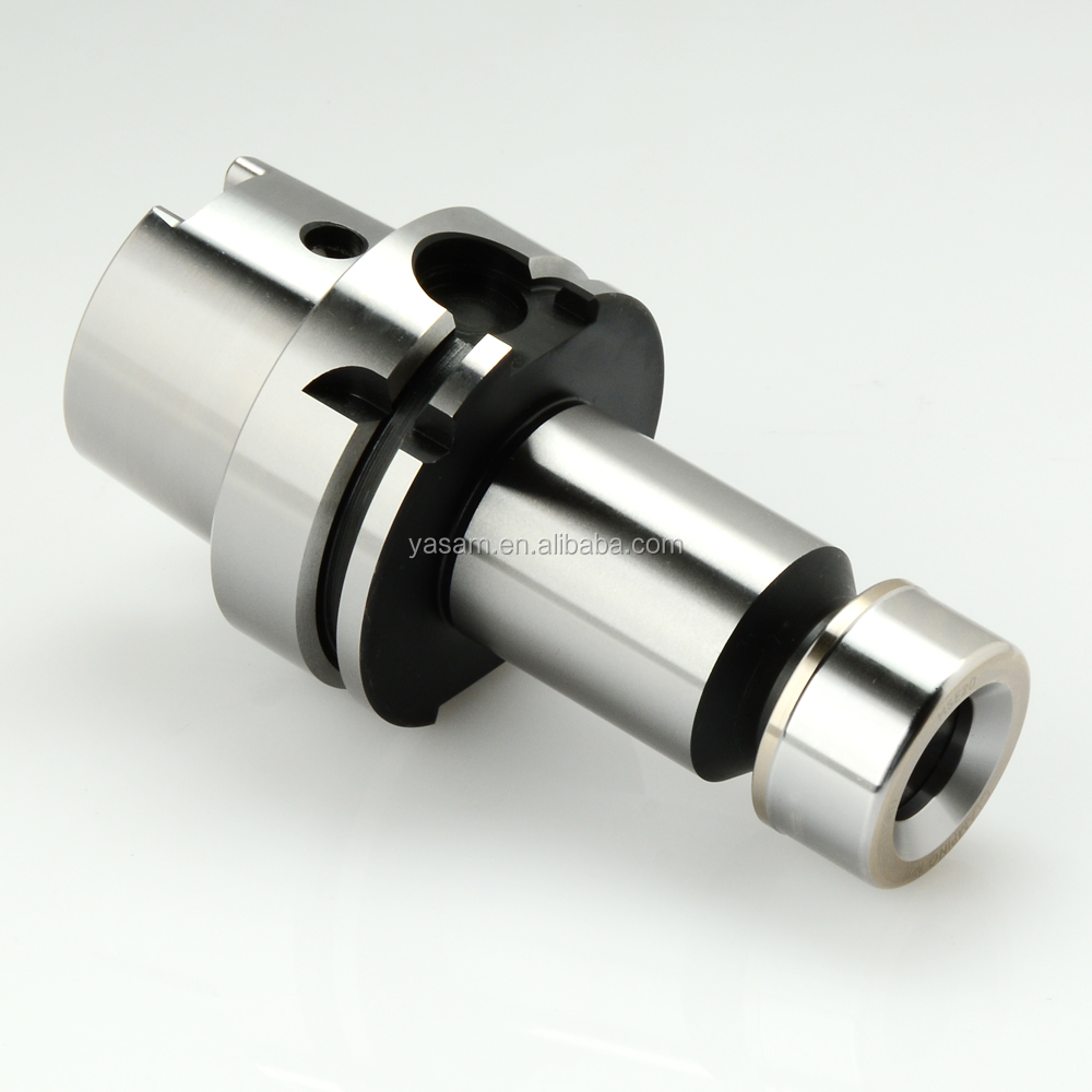 SCGO high speed HSK SE collet chucks/precision tool holder