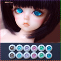BJD eyes ball 8mm 12mm 14mm 16mm 18mm 20mm 22mm Acrylic Eye ball for BJD Doll