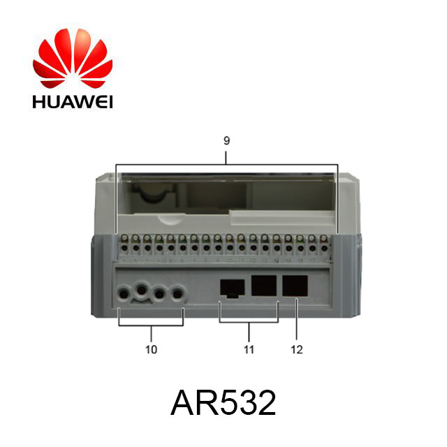 AR530 Series IoT Gateways AR532 router Supports 1SIM card for 3G/GPRS Uplink