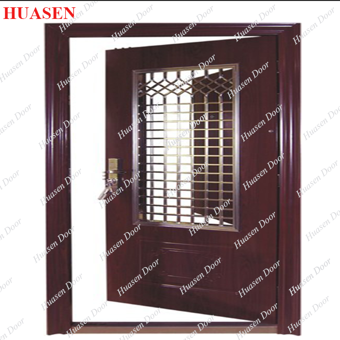 Safety Main Door Grill Design Buy Steel Grill Door