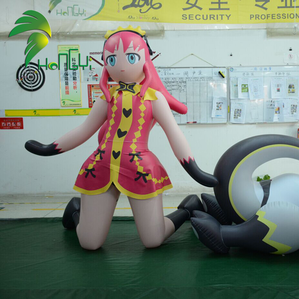 High Quality SPH Inflatable Girl Custom Inflatable Doll Hongyi Sexy Toys For Man