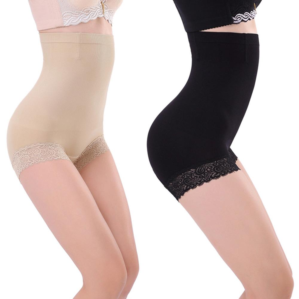 eb1caf604e99 Women Body Shaper High Quality Seamless Brief High Waist Belly Control  Shapewear Pants Shorts