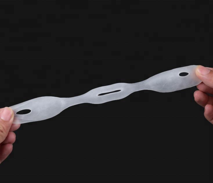 Лидер продаж Amazon, гелевый эластичный корректор вальгусной деформации большого пальца ноги, новый дизайн, растягивающий ремень для пальцев ног