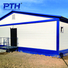 Design House Cheap Flat Pack Folding Prefab Living Modern Shipping Container Hotel 40 Feet Container House