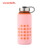 32oz stainless steel water bottle silicone cover