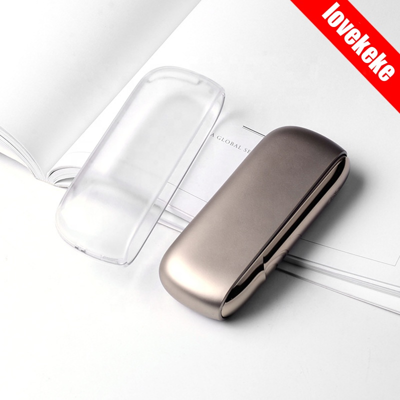 Новые товары для электронных сигарет, силиконовый чехол против царапин из поликарбоната и ТПУ, чехол для использования с IQOS 3,0, в наличии, аксессуары для электронных сигарет для онлайн-покупок